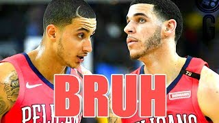 Anthony Davis Being Traded For Kyle Kuzma & Brandon Ingram To Join The Los Angeles Lakers & Lebron