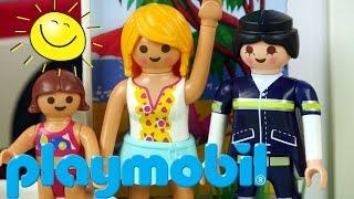 Playmobil • Basen i zabawa • Summer Fun & City Action • Bajki dla dzieci