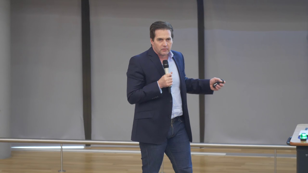 Dr Craig S Wright - nChain at University of Exeter - The Future of Bitcoin (Cash)