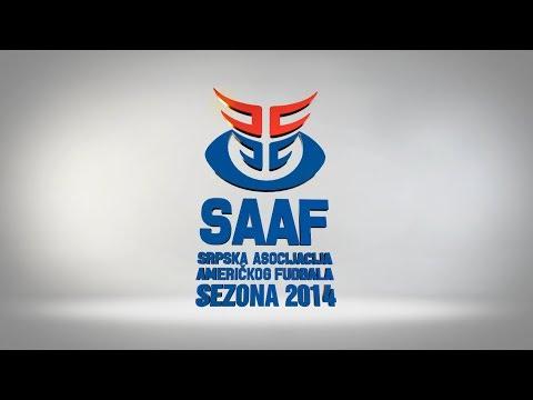 Američki fudbal u Srbiji 2014 - American Football in Serbia 2014