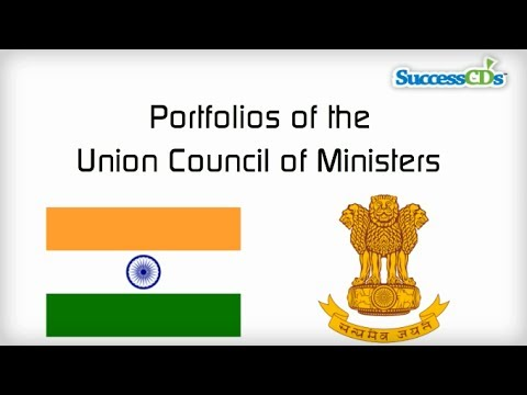 Union Council of Ministers 2014 | Latest General Knowledge