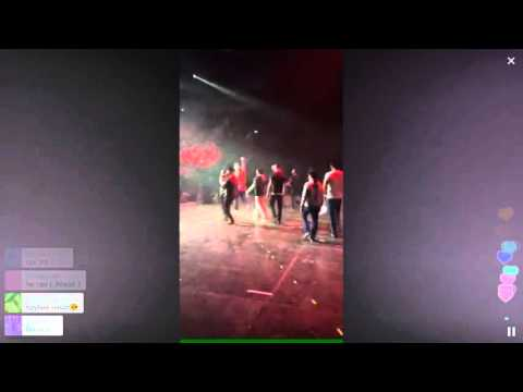 """Тимати, Скруджи и Чест """"Щепки"""" на Fight Night Global 44 / Перископ Банановой 2016 на TopPeriscope.Ru"""