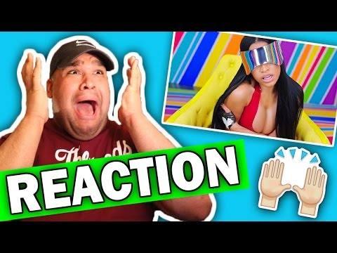 Thumbnail: Jason Derulo feat. Nicki Minaj & Ty Dolla $ign - Swalla (Official Music Video) REACTION