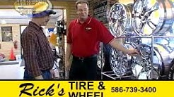 Rick's Tire & Wheel - Shelby Township, MI - Commercial