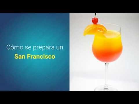 Como hacer un San Francisco, receta sin alcohol