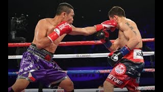 Donnie Nietes BRUTAL KNOCKOUT WIN! vs Juan Carlos Reveco