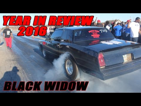 2016 IN REVIEW: BLACK WIDOW MONTE CARLO SS