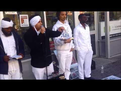 GOCC(NYC) PREACHING AGAINST BROOKLYN TABOO-NACLES (TABERNACLES) pt. 4 of 6