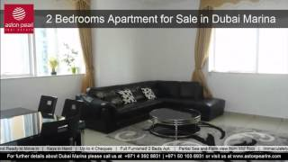 2 Bedrooms Apartment for Sale in Dubai Marina, Marina Pinnacle