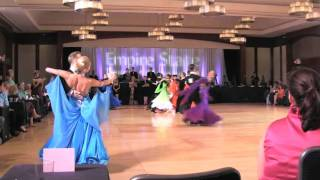 Rising Star International Standard Ballroom Dance Competition NYC Chris Gerges