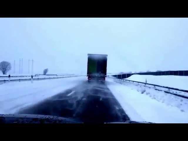 Nordkapp Vintertur 2015 - Video 6