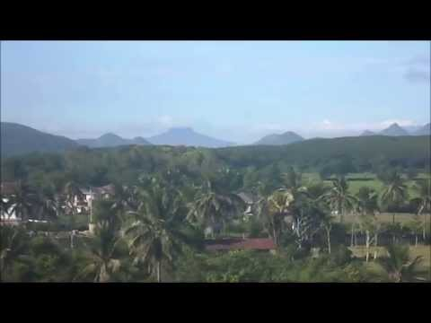 Views of countryside from Loei city