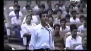سبعاوي يحاسب احد ضباط الامن بسبب التعدي على مواطن   منتديات بغداد ستار