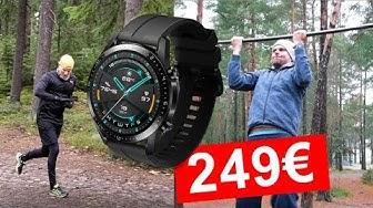 2 viikon akkukesto - Huawei Watch GT 2 -älykello