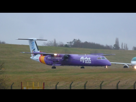 Selection of Planes @ Birmingham Airport (BHX) | 1st February 2017