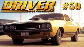 Let's Play Driver: San Francisco - Ep. 59: CHECKERED FLAG