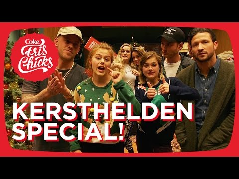 #08 KERST RAP-BATTLE Kraantje Pappie vs. Jebroer - FrisChicks
