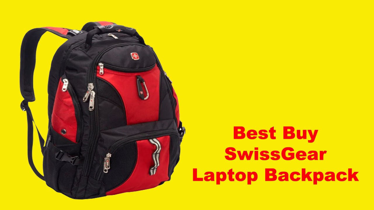 Best Backpack | BEST BUY SWISSGEAR LAPTOP BACKPACK - YouTube