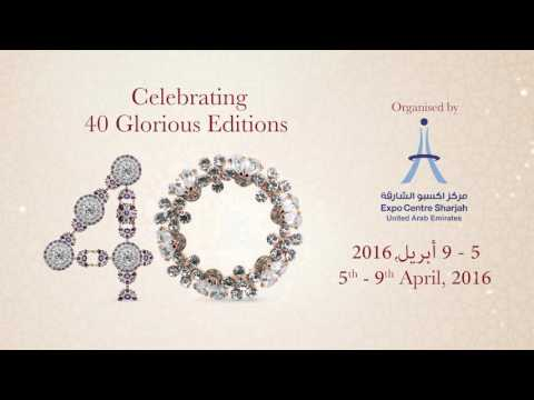 40th MidEast Watch Jewellery Promo video