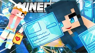 Going into the FUTURE! The best Minecraft dropper map!