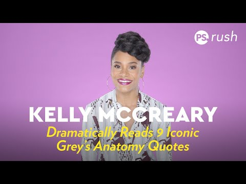 Dr. Maggie Pierce Dramatically Reads Iconic Grey's Anatomy Quotes, and It'll Give You All the Feels