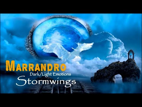 MARRANDRO Stormwings - wings are made from your dreams, carried full of stormy fantasy