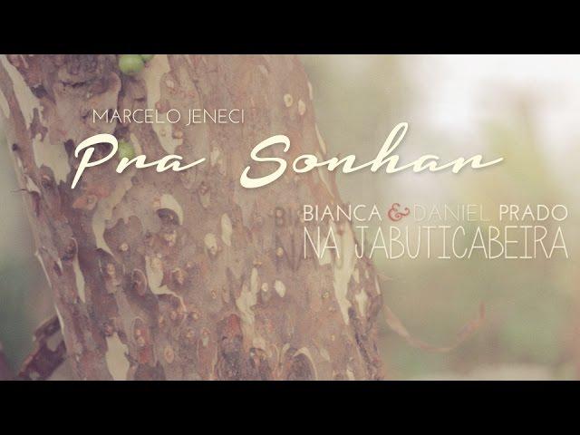 Pra Sonhar (Marcelo Jeneci) COVER - Bianca & Daniel Prado Acoustic Music