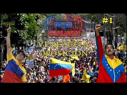 Power & Revolution | Venezuela Oposición | Episodio #1
