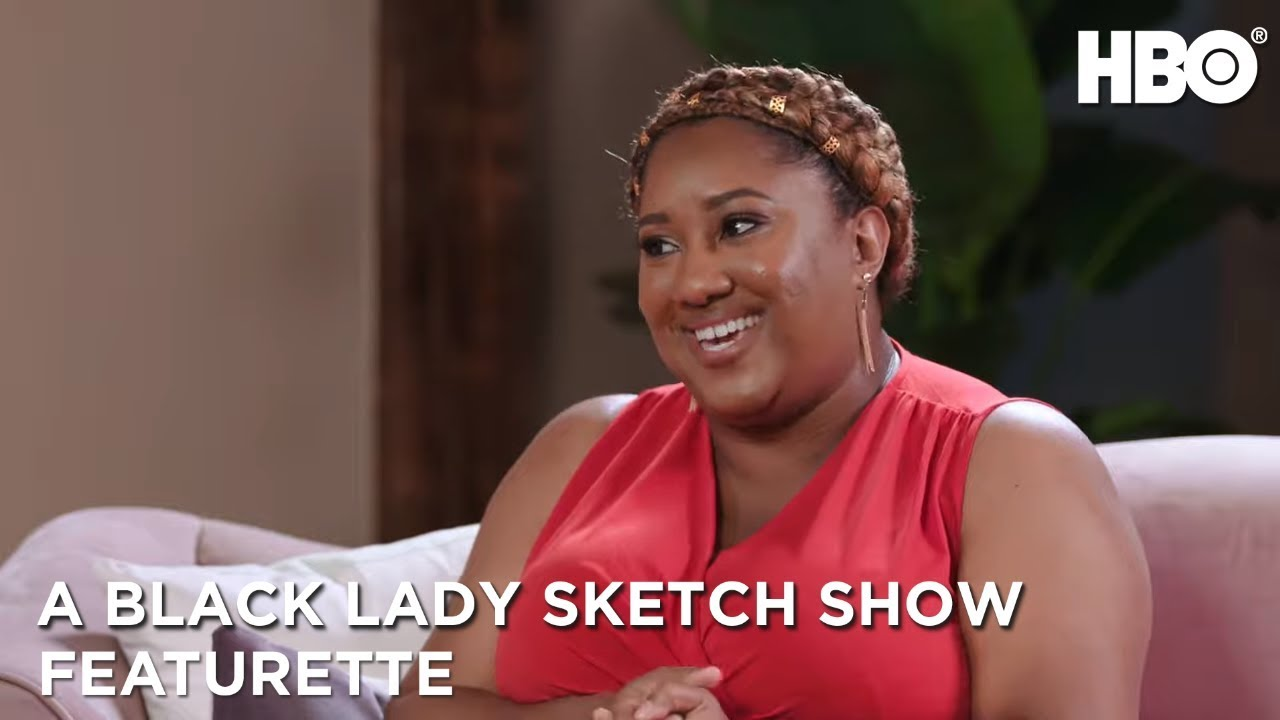 A Black Lady Sketch Show: Meet The Character with Robin Thede & Ashley Nicole Black Featurette |