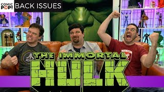 The Immortal Hulk is Scary Good | The Immortal Hulk | Back Issues