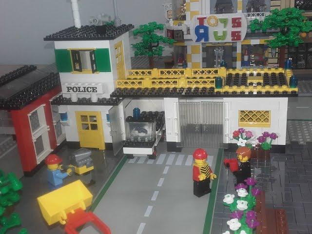 Bau meiner LEGO Stadt Teil 19