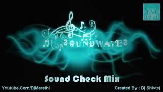 DJ Sound Speaker Bass Check || Hard Bass Mix || Mixed by Dj Shivtej