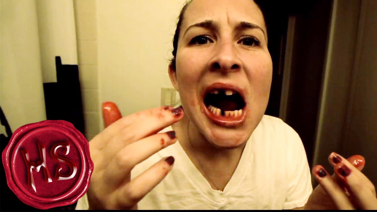 Nightmare: Teeth Falling Out (Haunting Season - Film 02) - YouTube