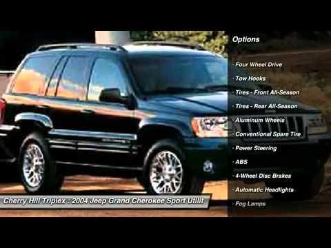 Cherry Hill Triplex >> 2004 Jeep Grand Cherokee Cherry Hill Nj 87207 Youtube