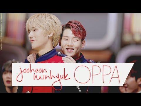 Jooheon x Minhyuk - OPPA (오빠)