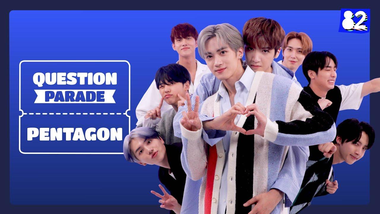 (CC) PENTAGON being those crazy boys next doorㅣDaisyㅣQuestion Parade w/ PENTAGON