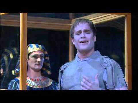11 - Va tacito e nascosto (Cesare - aria 5) - Giulio Cesare, Act 1, Scene 9