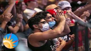 Trump supporters sound off on what they want to hear from the President during his Phoenix visit.