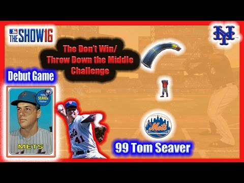 99 Tom Seaver Debut (The Don