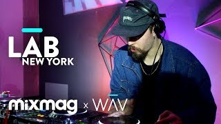 DEMUJA in The Lab NYC