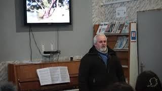 Рождественский концерт в Путивле 2019 Василий Фирсов