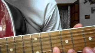 (видео урок) Пираты карибского моря  на гитаре