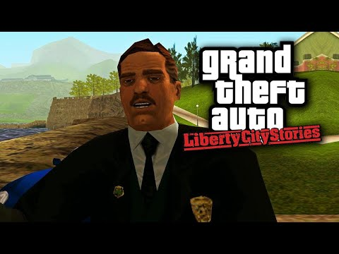 GTA Re: Liberty City Stories (PC Mod) - Leon McAffrey's Missions