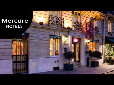 Hotel Mercure Paris Raspail Montparnasse