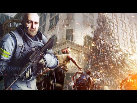 Saving The Entire Planet from a Huge Zombie Apocalypse! (World War Z Gameplay - WWZ)
