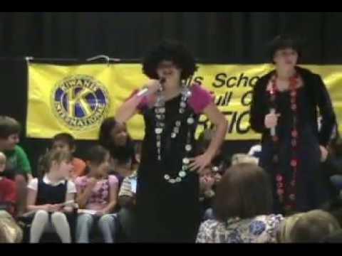 Cape Hatteras Elementary School Terrific Kids Dec 2009