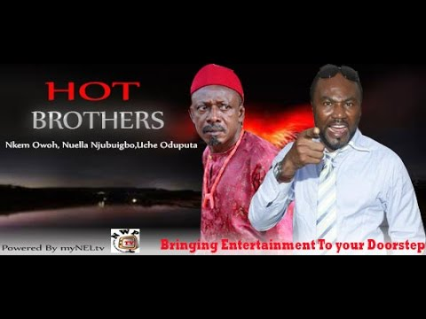 HOT BROTHERS - Nigerian Nollywood movie