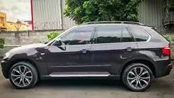 "BMW X5 - 20"" Alloy Wheels ( PRO TUNING )"
