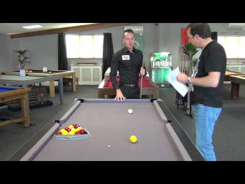 Thumbnail: What do amateurs do wrong playing pool?