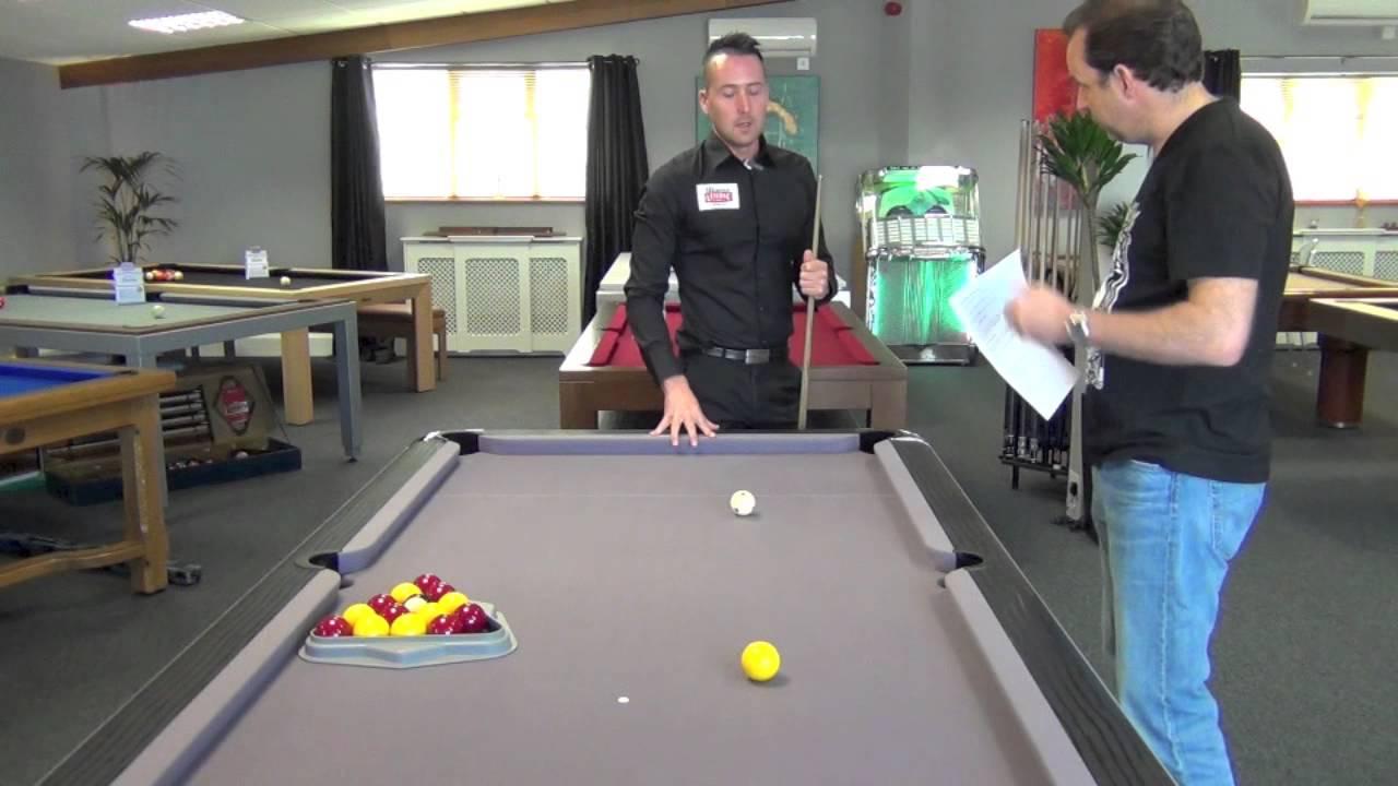 Amateurs i pool